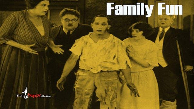 SlapHappy Collection: Family Fun