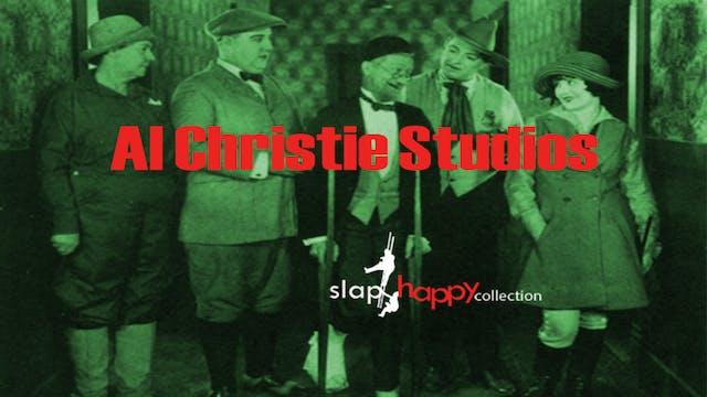 SlapHappy Collection: Al Christie Studios