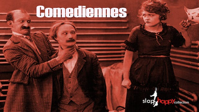 SlapHappy Collection: Comediennes