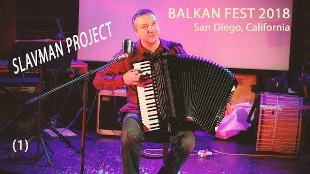 SLAVMAN PROJECT | BALKAN FEST 2018 (1)