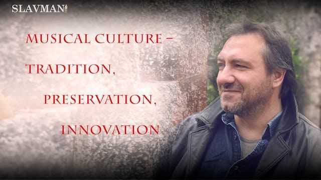 Bulgarian Folk Music in the 21st Century