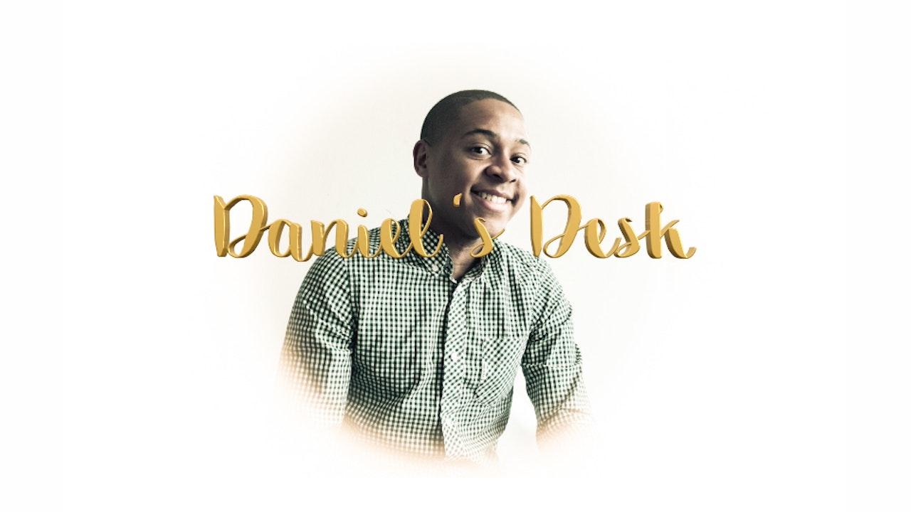 Daniel's Desk