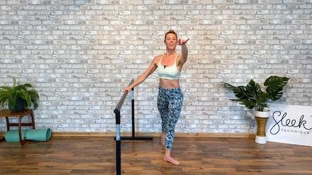 Sleek Ballet Fitness Video