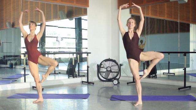 Cardio Ballet Blast - Sweat!