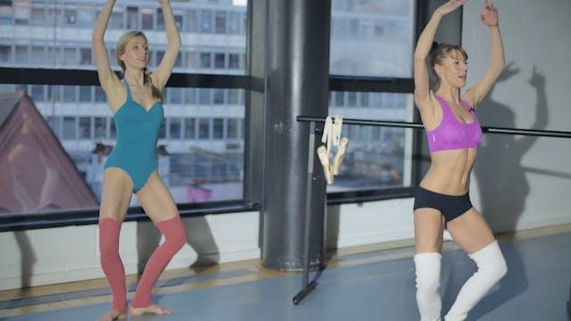 Sleek Ballet Bootcamp ™ - Push It