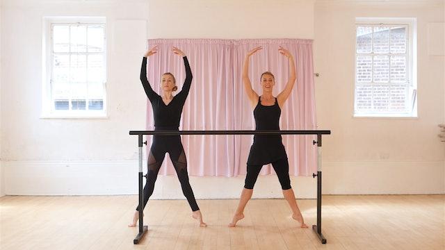 Sleek Barre Technique ™ - Dancer