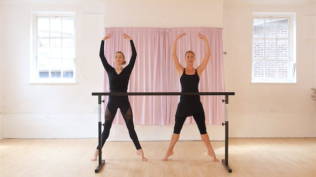 Sleek Barre Technique ™ - Dancer