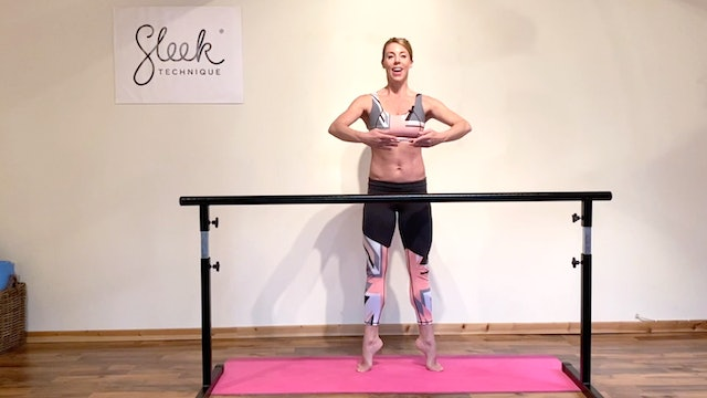 Bootcamp Barre - Compact