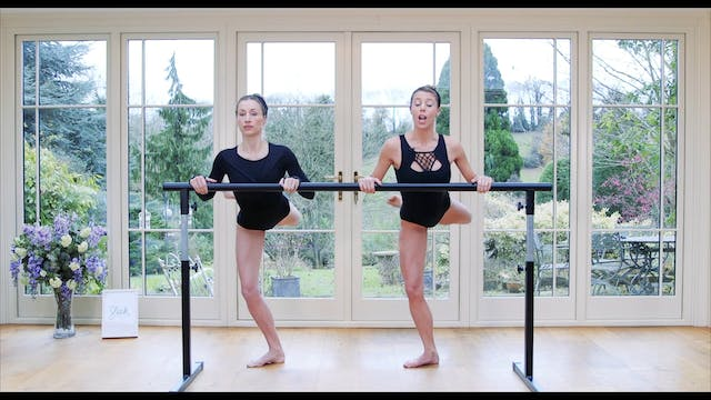 Sleek Barre Technique - Fluidity