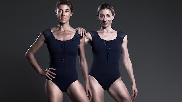 Sleek Ballet Fitness Membership