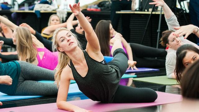 Follow-On Sleek Body Workout Plan