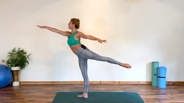 Active Stretch - Sweat