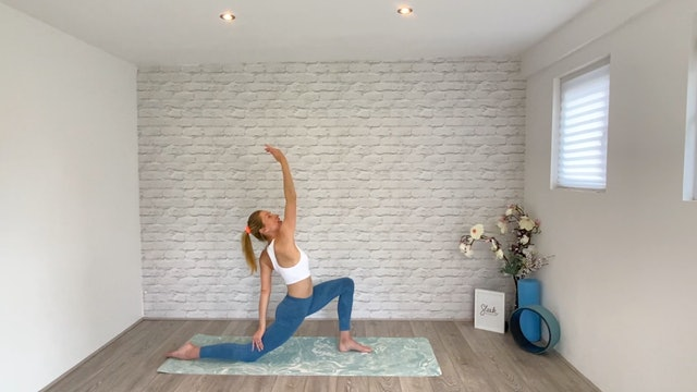 Active stretch and splits