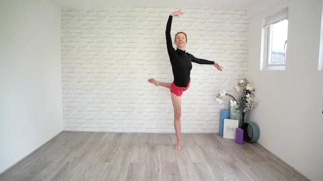 Ballet Booty - Control
