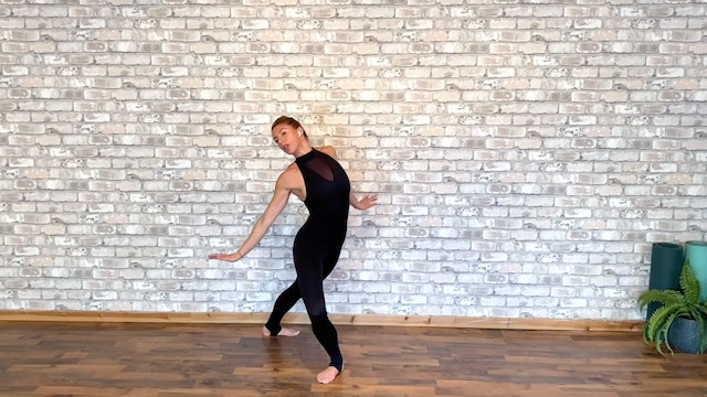 Body and Mind Ballet Class - Energise