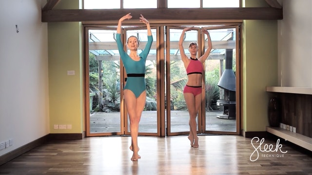 Sleek Ballet Bootcamp ™ - Elevate