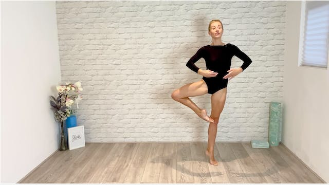 Full Ballerina Body Grace & Strength