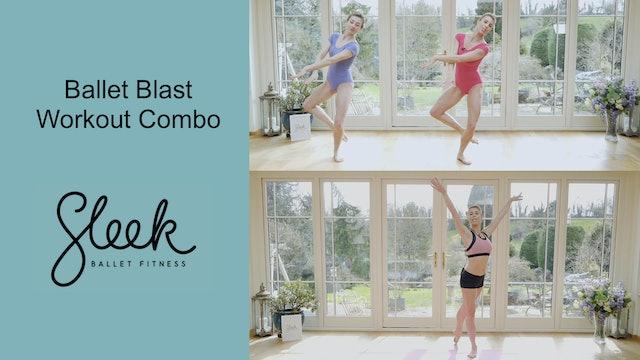 Ballet Blast - Workout Combo