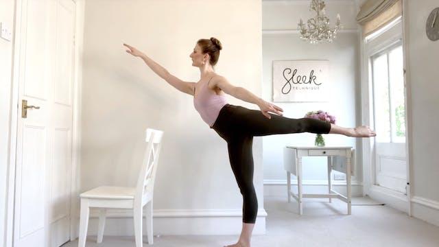 Full Ballerina Body - Sophie