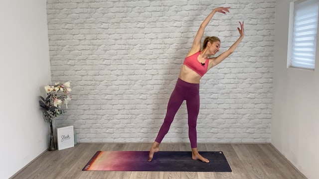 Active Stretch Lift and Lengthen