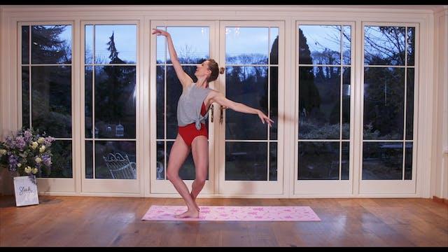 Cardio Ballet Blast - Jump!