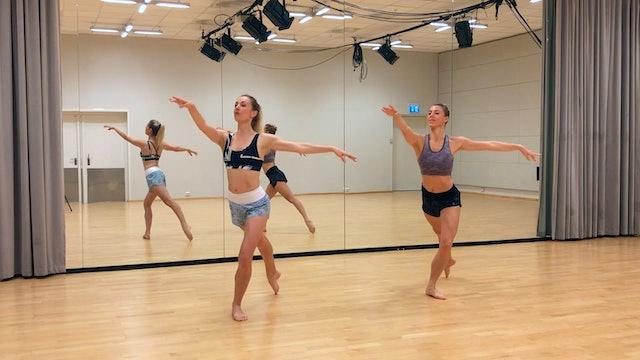 Advanced Cardio Ballet Blast - Catch Up Live