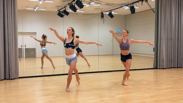 Advanced Cardio Ballet Blast - Catch ...
