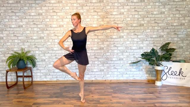 Ballet Class - 2x4
