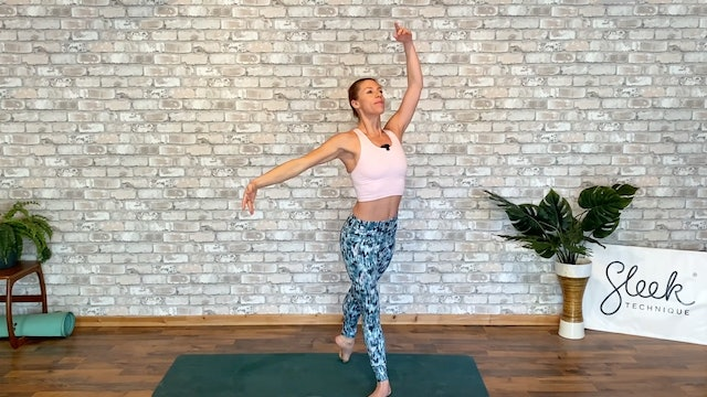 Body & Mind Ballerina Stretch - Calm