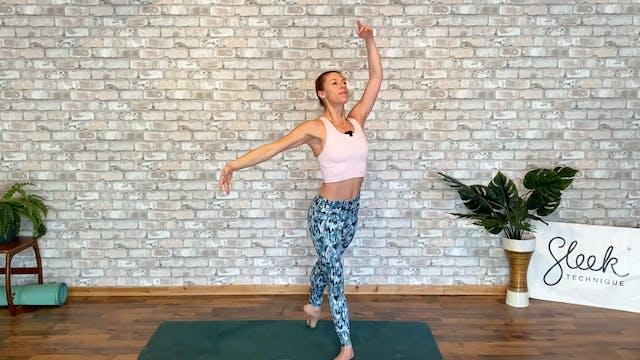Body & Mind Ballerina Stretch - Calm