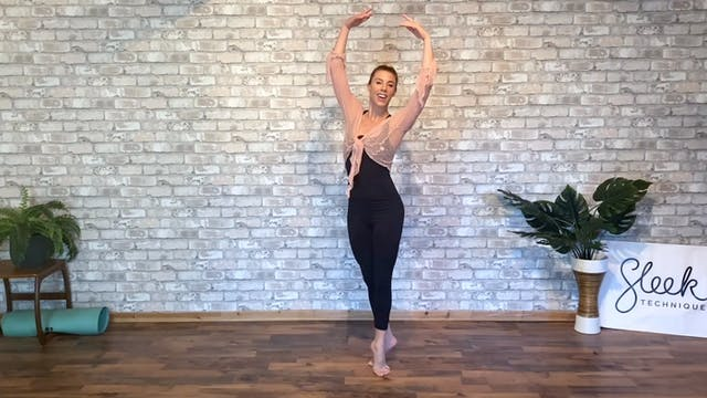 Body & Mind Ballet Class - Serenity