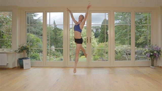 Cardio Ballet Blast - Fly