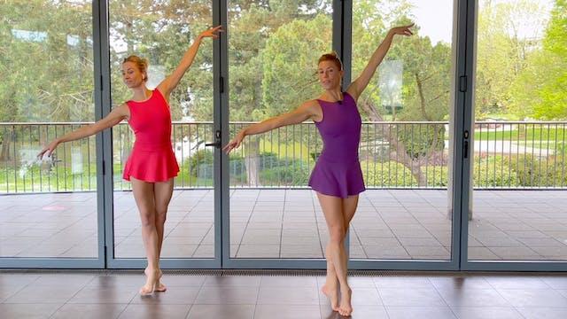 NEW Full Ballerina Body - Ascend