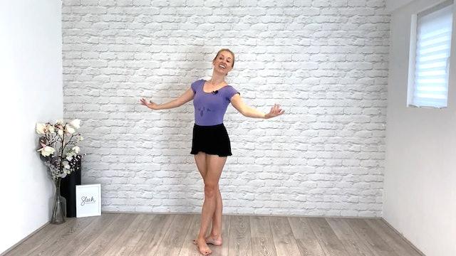 Perfect Pro Legs - Tendus to Transfers