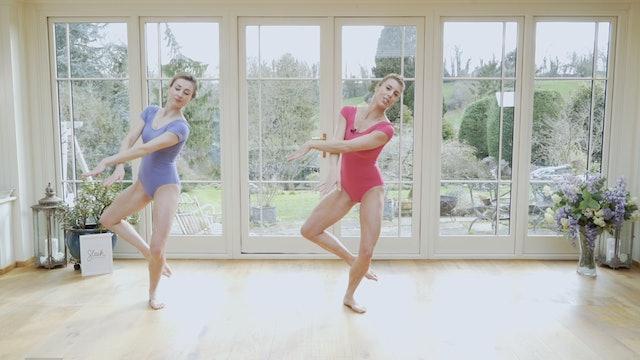 Ballerina Back & Arms Blast