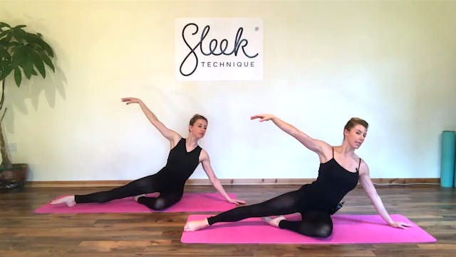 Sleek Shred 2 - Ballerina Back & Arms