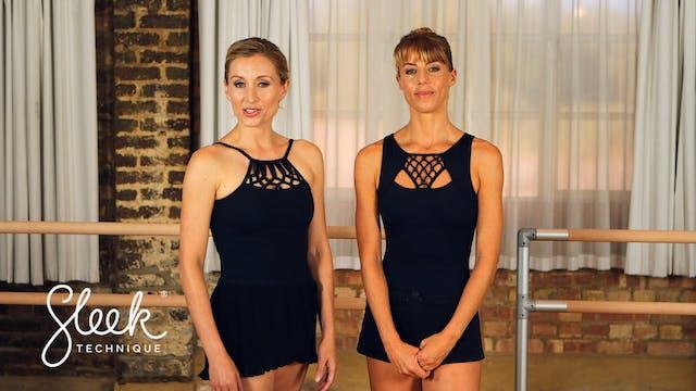 Sleek Ballet Bootcamp Intro