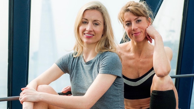 Sleek Ballet Fitness - This is us!