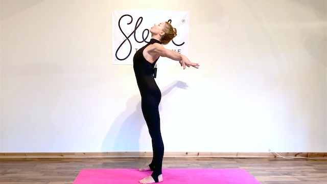 Cardio Ballet Blast - Sleek it!