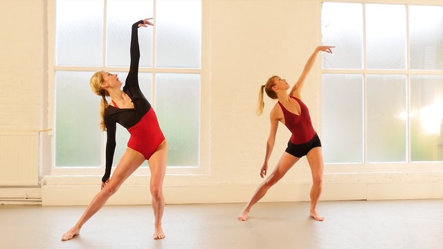 Sassy Showgirl - Legs