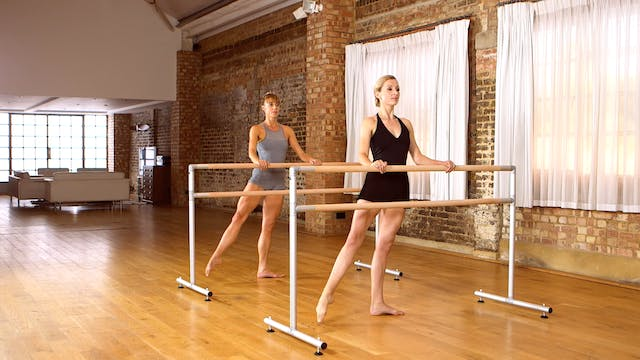 Sleek Barre Technique ™ - Beginner