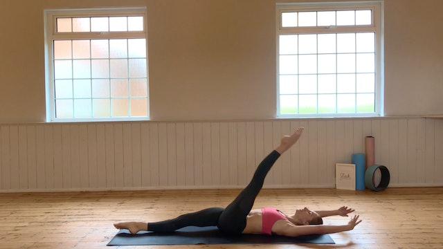 "The Sleek ""Every"" Body Program - Dancer Refined Abs"