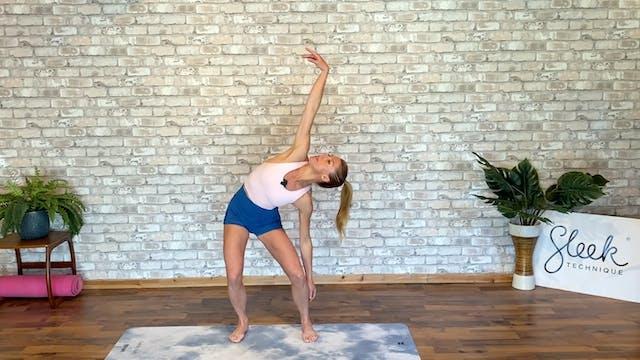 Ballerina Stretch Class 2