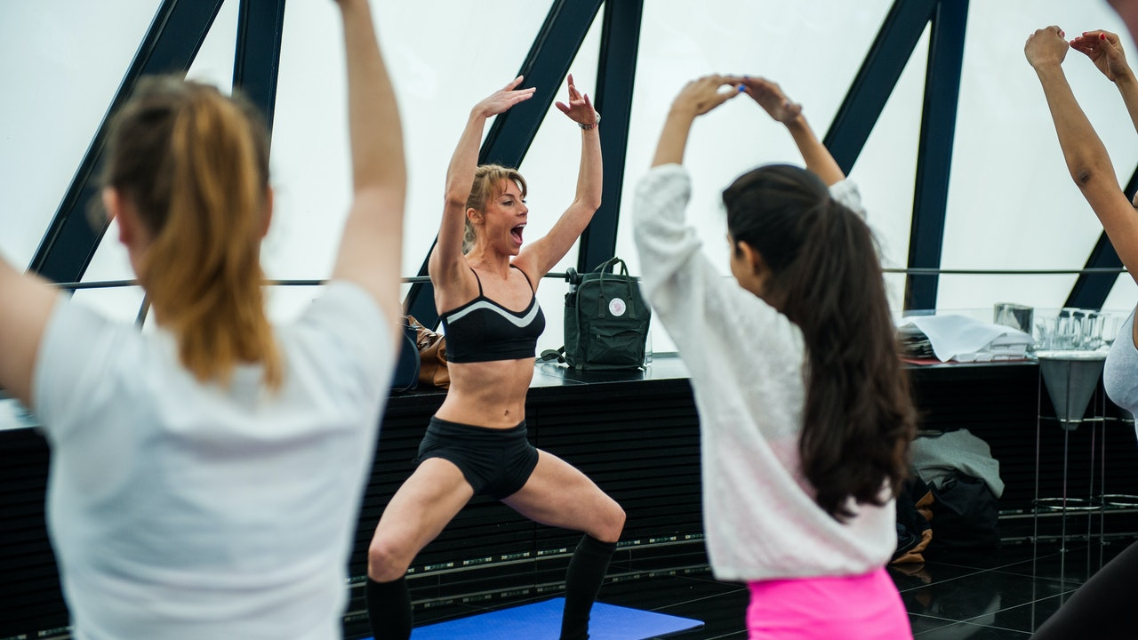 Lower Body & Barre - Live Classes on Catch Up