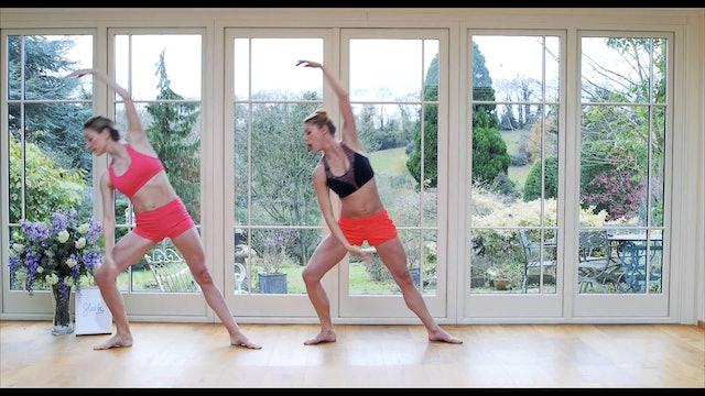 Dancer Refined Abs - Dance