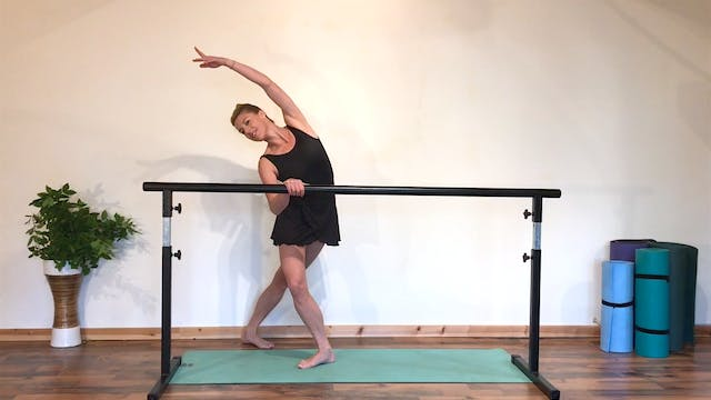 Full Ballerina Body - Catch Up