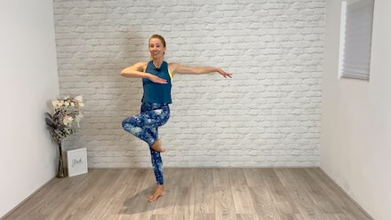Sleek Ballet Fitness Video