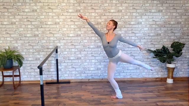 Body & Mind Ballet Class - Lift