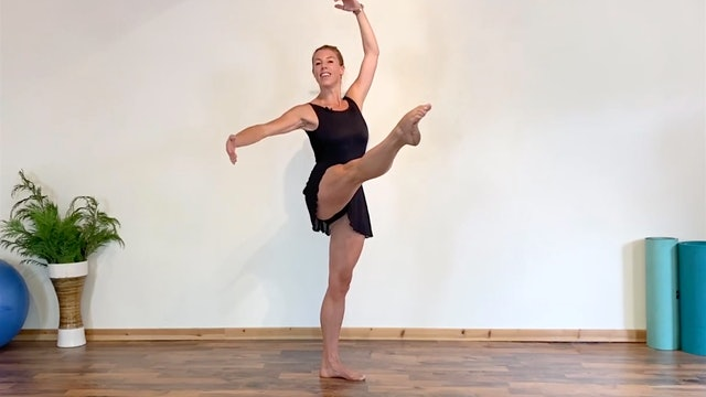 Ballet Class 2 with Victoria