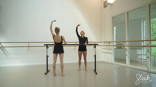 Sleek Barre Technique ™ - Ballerina S...